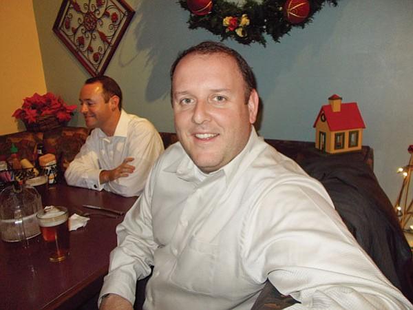 Regular diner Dale is Jack's biggest fan and promoter.