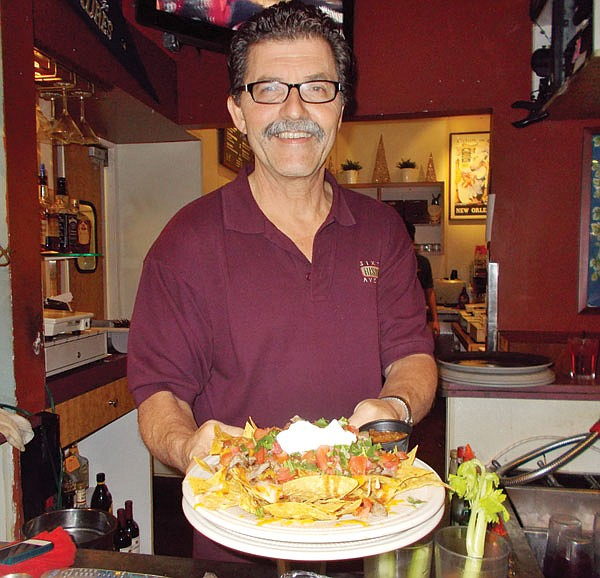 """I have the personality of a shovel,"" says chef and owner Jack Gambrell."
