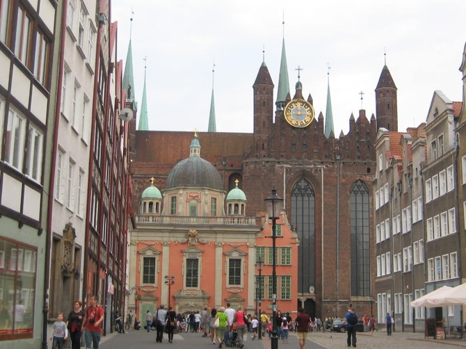 Gdansk Cathedral and Royal Chapel