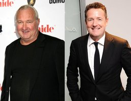 Randy Quaid  /  Piers Morgan