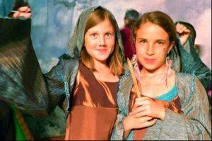 Student actors - from school website