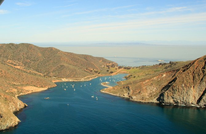 Twin Harbors - Catalina Island