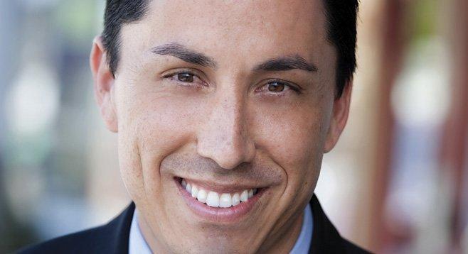 City Councilman Todd Gloria