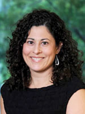 Deputy mayor Olga Diaz is the only woman, only Democrat, only person of Latin background on the city council of Escondido.