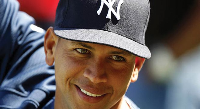 This year, Yankees infielder Alex Rodriguez will make more money than the entire Houston Astros roster!