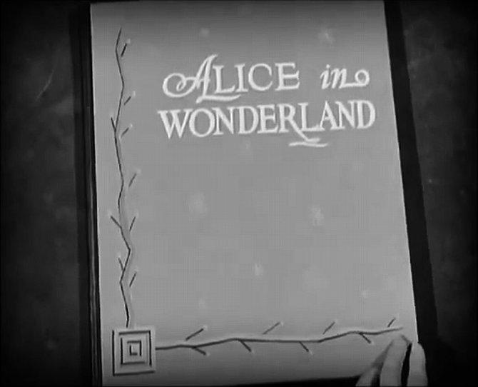 "Norman Z. McLeod directs Lewis Carroll's ""Alice in Wonderland"" (1933)."