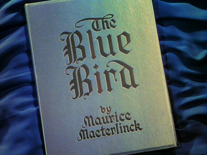 "Walter Lang's adaptation of Maurice Maeterlinck's ""The Blue Bird"" (1940)."