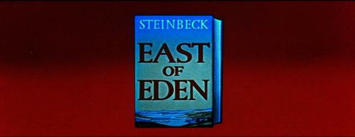 "From the trailer for Elia Kazan's alteration of John Steinbeck's ""East of Eden"" (1954)."
