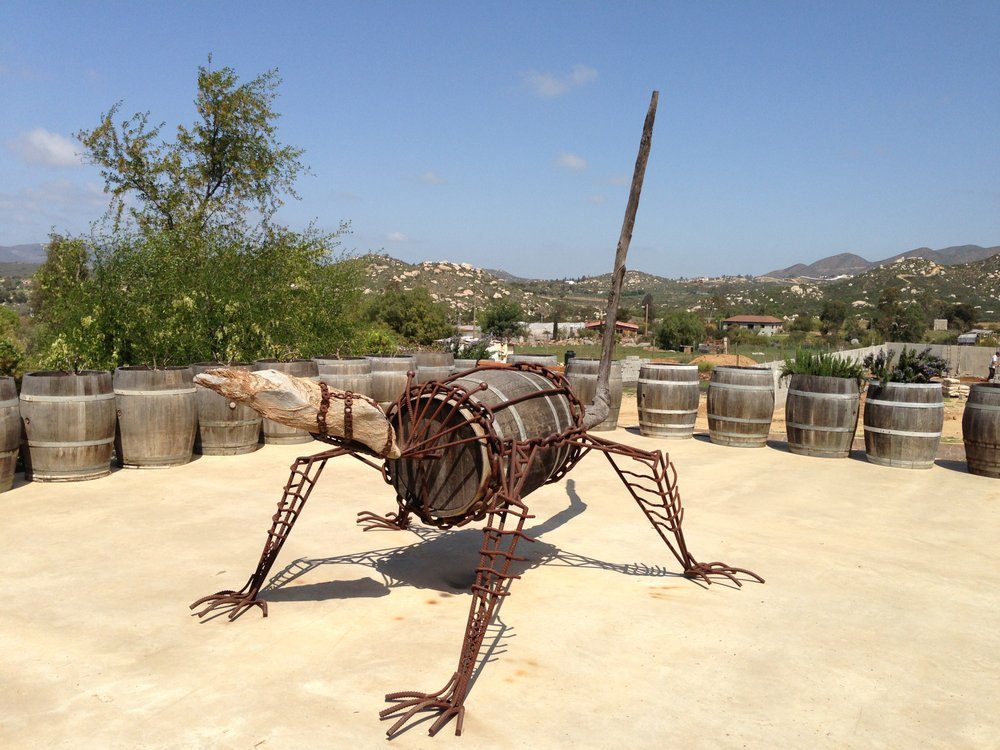 Sculpture by Alfonso Arambula