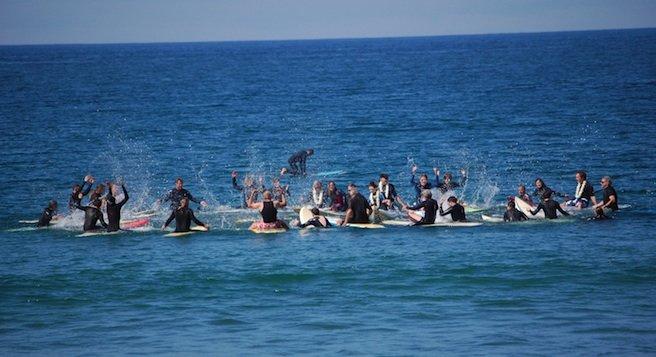 Buzz Sutphin memorial paddle