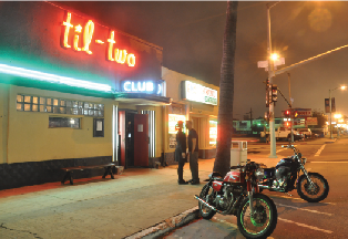 Owner Mick Rossler, of Tower Bar fame, restored City Heights' Til Two Club to something like it's 1940s glory days.