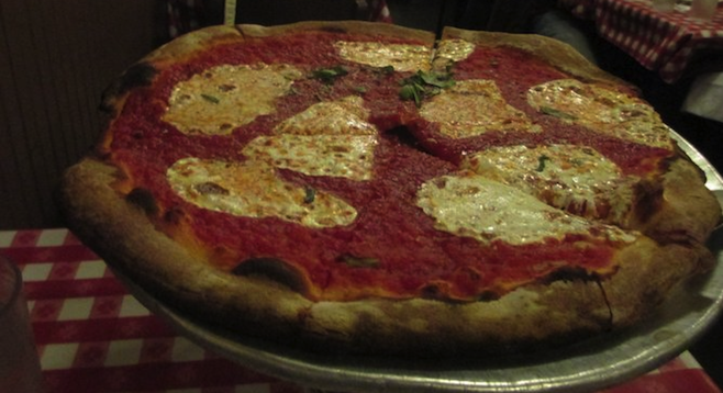 The first, and – some would argue – the best: Lombardi's.