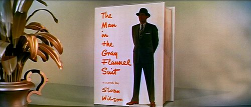 "From the trailer for Nunnally Johnson's glorification of Sloane Wilson's ""The Man in the Gray Flannel Suit"" (1956)."