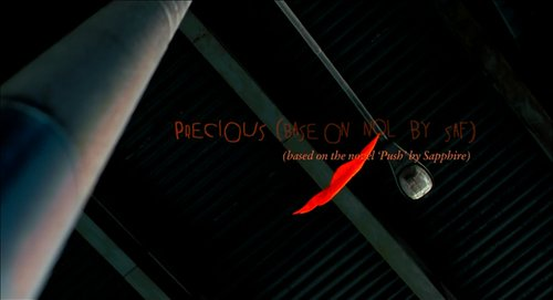 """Lee Daniels' """"Precious,"""" based on the novel """"Push"""" by Sapphire."""