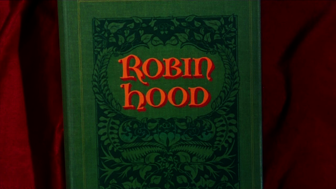 Walt Disney's take on ancient Robin Hood legends (1973).