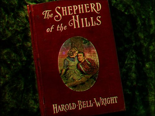 "Title art from Henry Hathaway's sterling reenactment of Harold Bell Wright's ""The Shepherd of the Hills"" (1941)."
