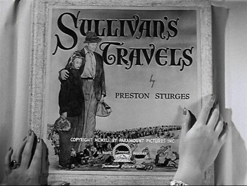 """Preston Sturges' """"Sullivan's Travels"""" (1941)."""
