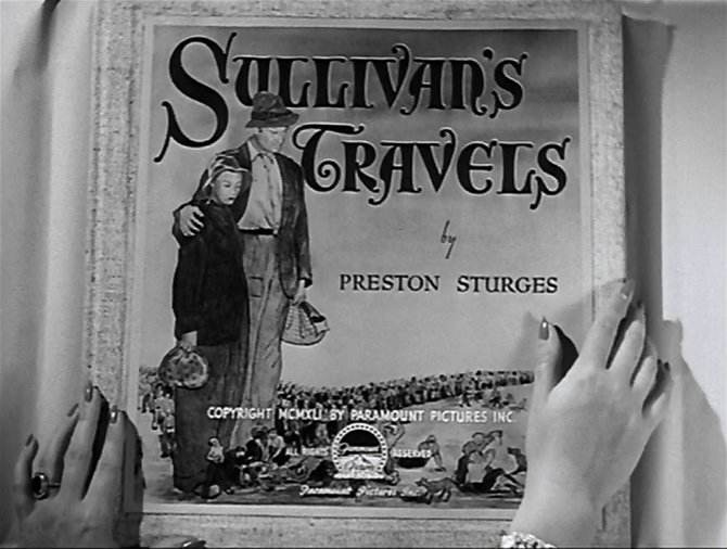 "Preston Sturges' ""Sullivan's Travels"" (1941)."