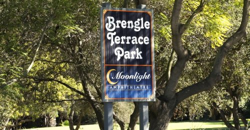San Diego County Sheriff said it was a Vista gang and an Oceanside gang that clashed in this park.  Photo Weatherston.