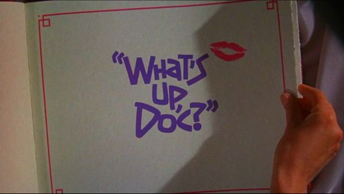 "Peter Bogdanovich's ""What's Up, Doc?"" (1972)."