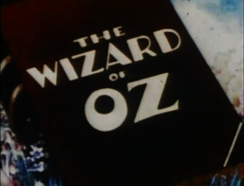 "Ted Eshbaugh's pre-Metro animated look at L. Frank Baum's ""The Wizard of Oz"" (1933)."