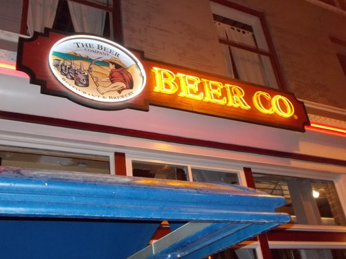 Beer Co HQ at Sixth and Broadway