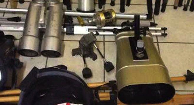 $20,000 in deep-sea fishing gear stolen, booze too | san diego reader, Reel Combo