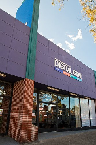 The Media Arts Center San Diego located at 2921 El Cajon Blvd.
