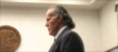 Michael Garriston may choose to testify in his trial this week.  Photo Weatherston.
