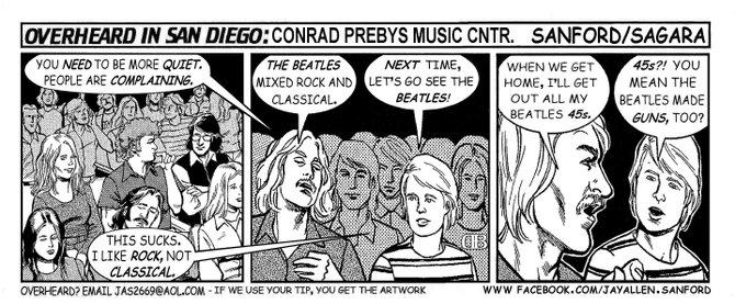 Conrad Prebys Music Center