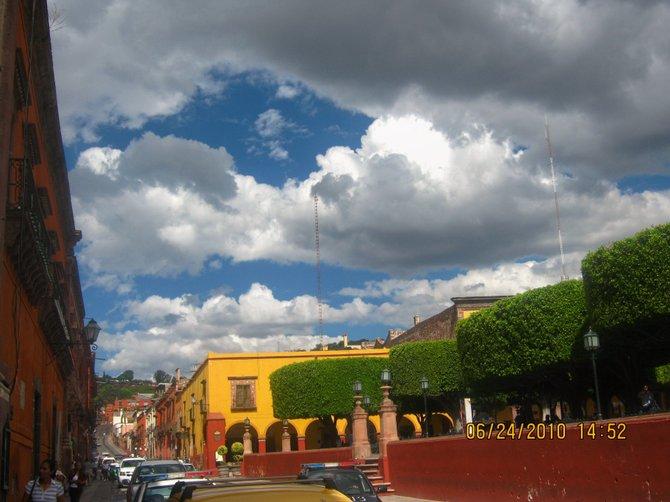 Colorful San Miguel de Allende, Mexico
