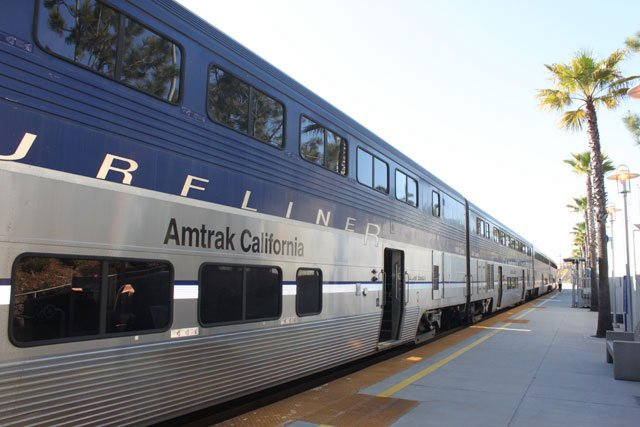 Photo by SoCalkids.com Amtrak announces three scheduled stops per day in Encinitas