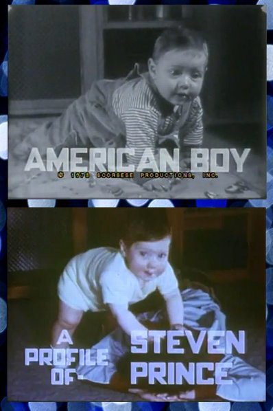 "Martin Scorsese's ""American Boy: A Profile of: Steven Prince"" (1978)."