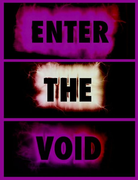 "Gaspar Noe's ""Enter the Void"" (2011)."