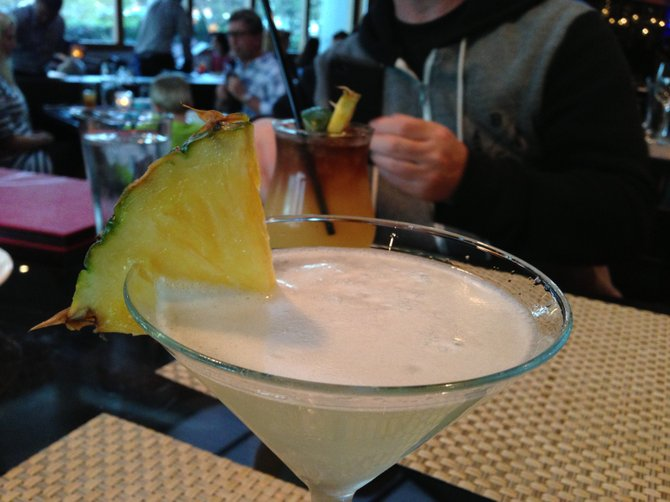 """The Original"" Hawaiian Martini"