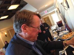 MJE lobbyist Dave Nielsen