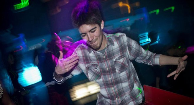 """Luis Martinez of Audio Impact Entertainment thinks EDM at 4th&B """"could definitely go off."""""""