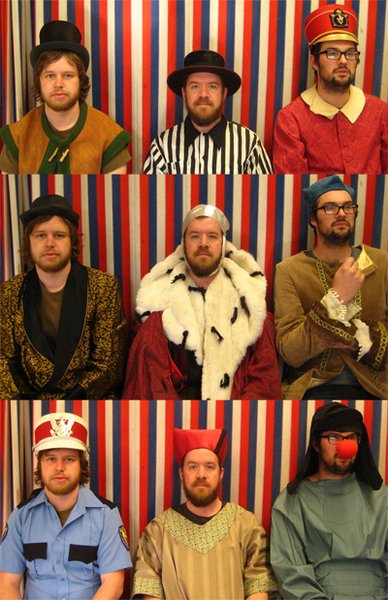 Casbah stages Seattle indie-folk quartet Cave Singers on Wednesday.