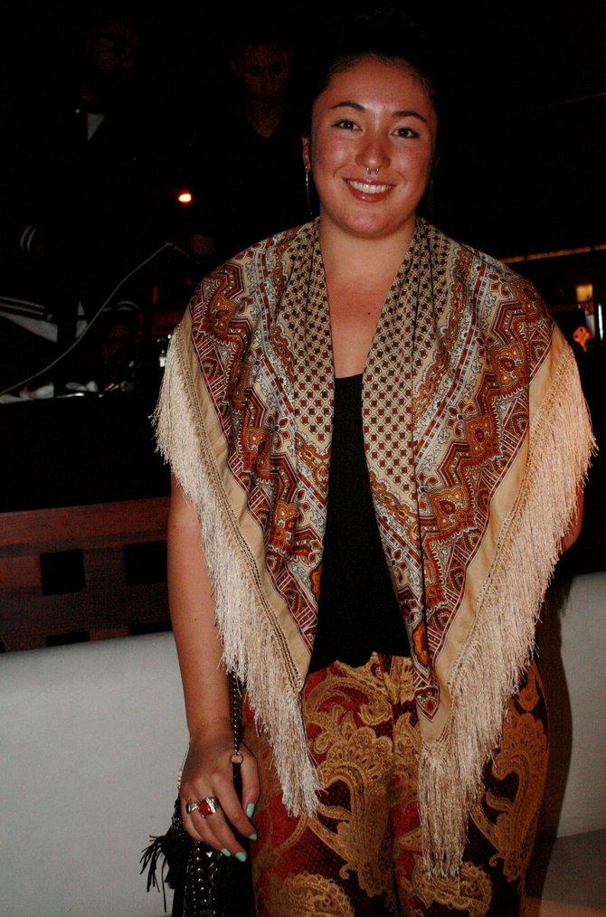 Keisha Audrey Sakata