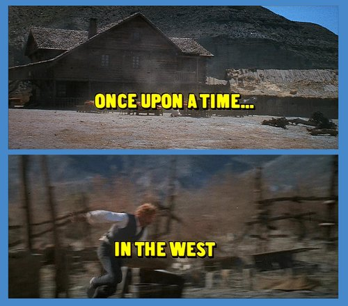 "From the trailer for Sergio Leone's ""Once Upon a Time in the West"" (1969)."