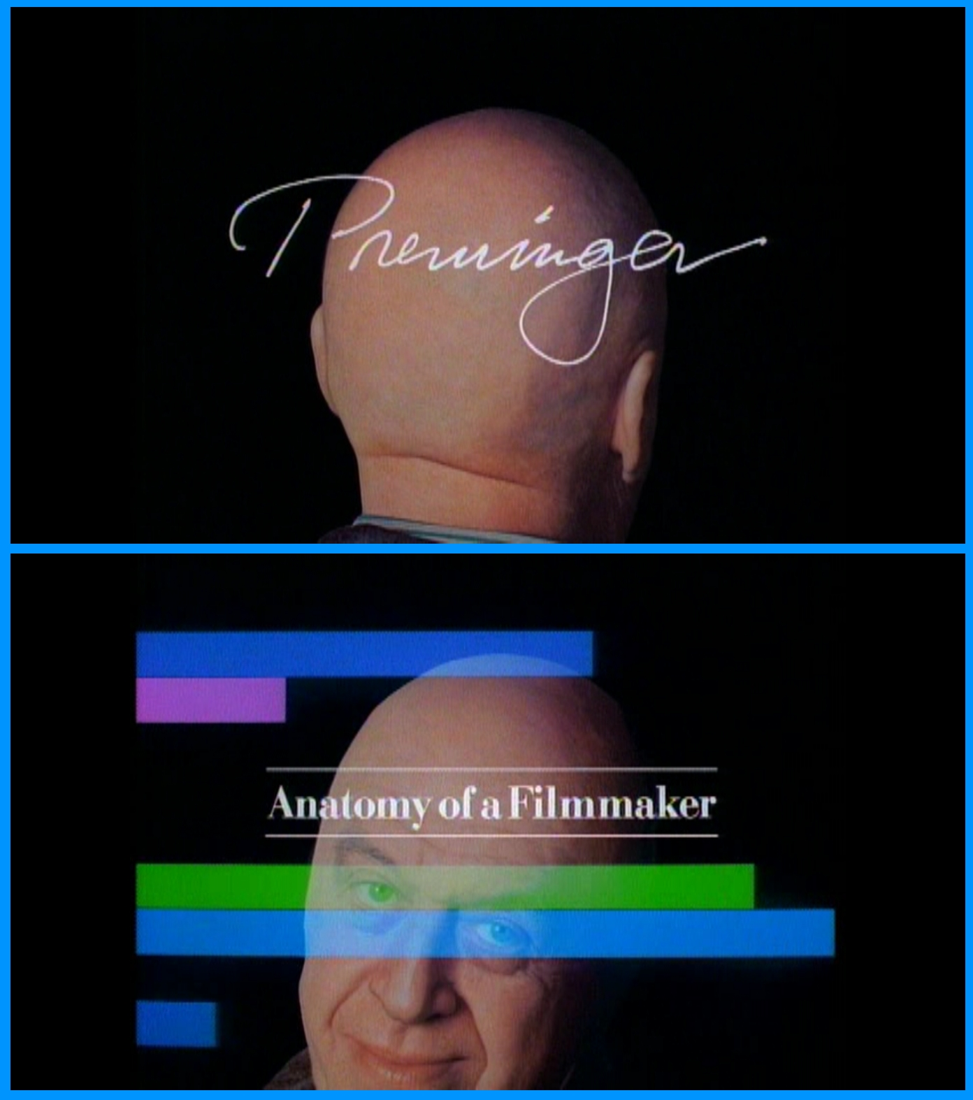 "From Valerie A. Robins' ""Preminger: Anatomy of a Filmmaker"" (1991)."