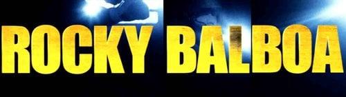 """Sylvester Stallone's """"Rocky Balboa"""" (2006)."""