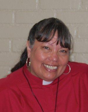 Pastor Christine Higueria-Street