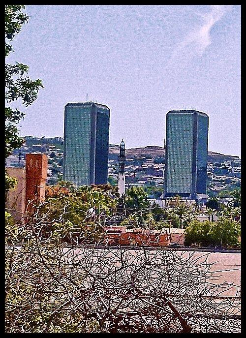 Neighborhood Photos TIJUANA,BAJA CALIFORNIA Tijuana's Minarete and The Towers / Minarete y  Las Torres en Tijuana