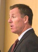 Gang specialist Geoff Allard, prosecutor.
