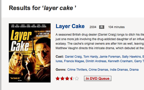 I tried to watch Layer Cake and this is what happened | San Diego Reader