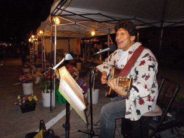 Vic Moraga, the Castilian Gypsy