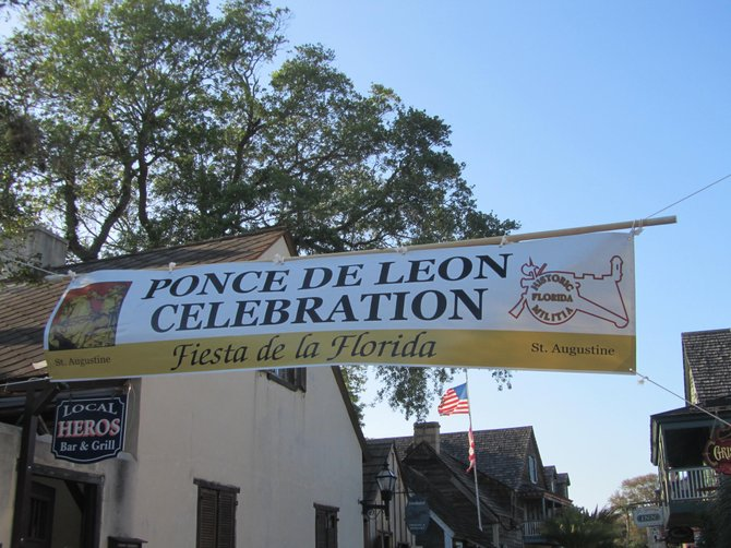 The Aniversary of the First Explorer in FL