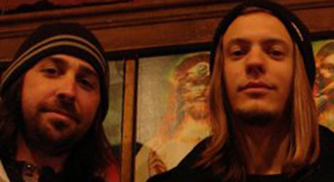 Leaving the band behind, Wilson and Cardillo of Endoxi create a new blueprint for touring.