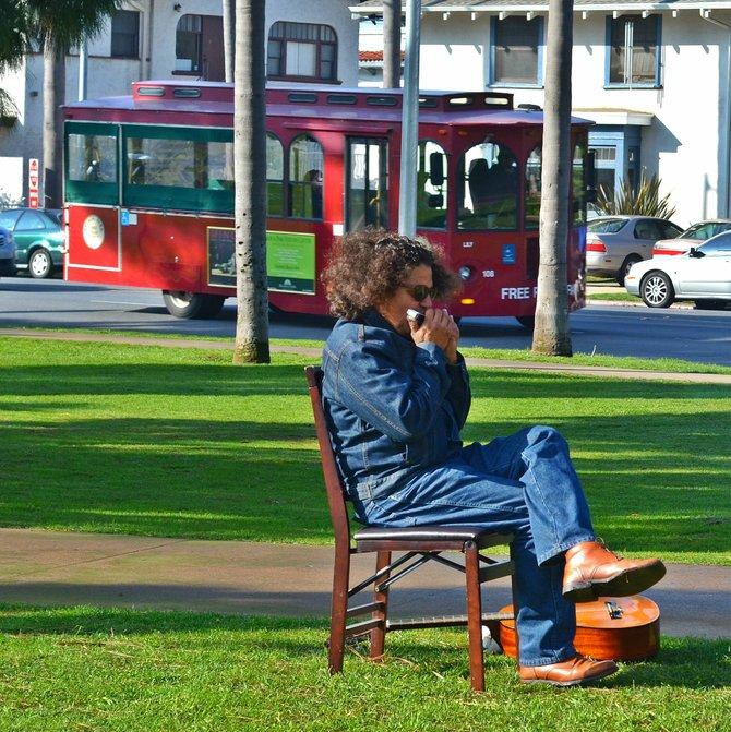6th ave., Balboa Park